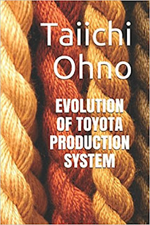Evolution of Toyota Production System Paper pack