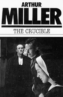 the crucible arthur miller communism