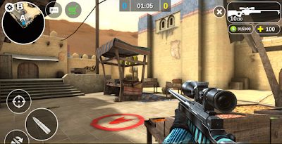 تحميل Counter Attack لعبة apk مهكرة, لعبة Counter Attack مهكرة جاهزة للاندرويد, لعبة Counter Attack مهكرة بروابط مباشرة