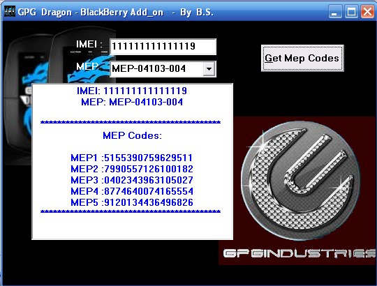 CODE DE BLACKBERRY.RAR CALCULATEUR GRATUIT MEP2 TÉLÉCHARGER