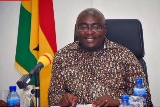 3.7% – 7.9% GDP: We've set record – Dr. Bawumia