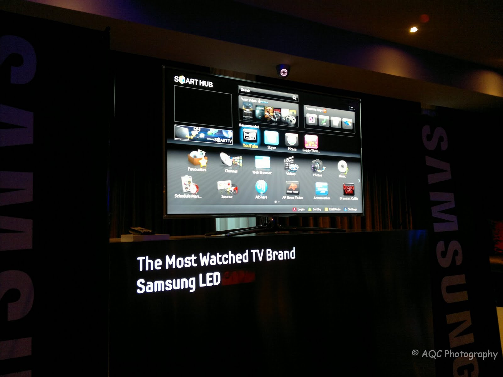 Internet Tv App