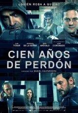 """Carátula del DVD: """"Cien años de perdón"""""""