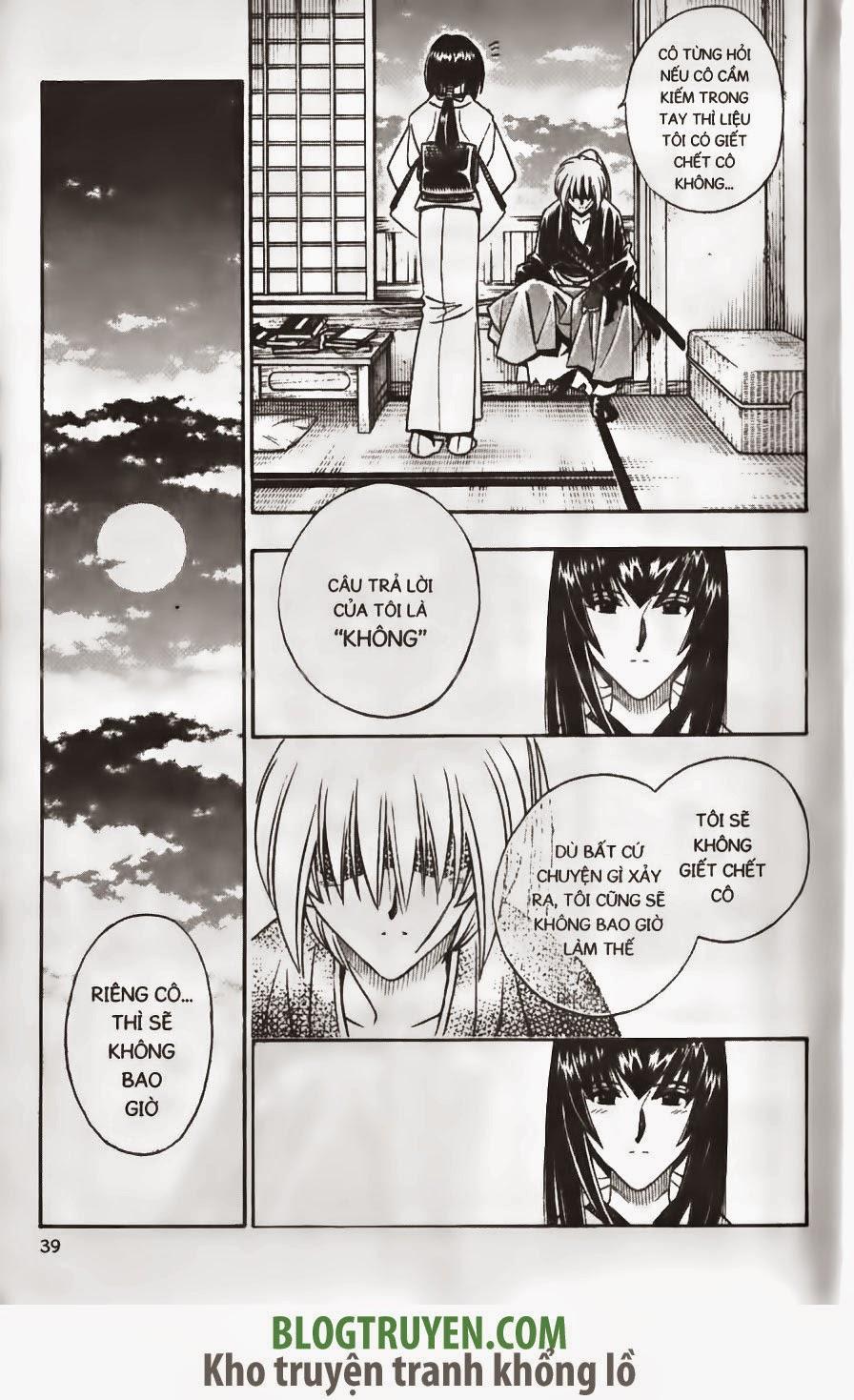 Rurouni Kenshin chap 169 trang 18