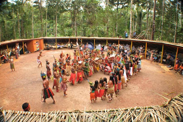 Festival XINÃ BENA - HUNI KUIN - KAXINAWÁ1