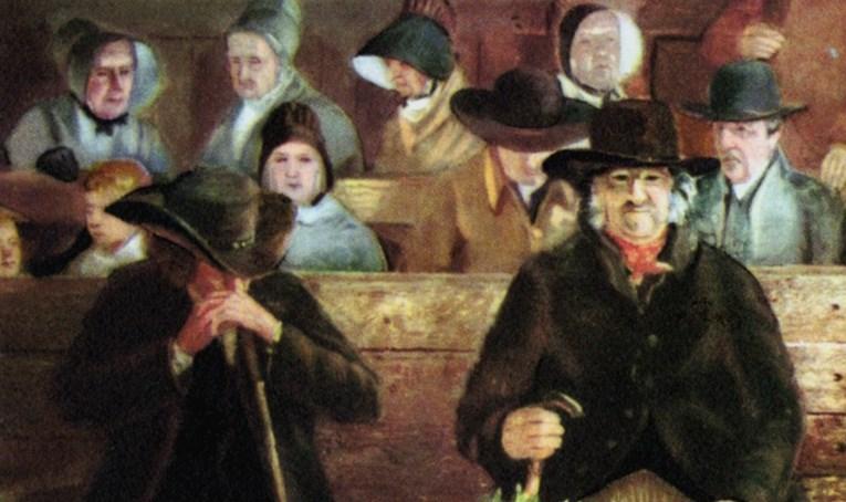 17C American Women Quakers