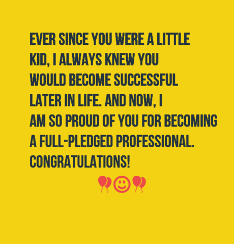 Best Wishes Message to Friend For New Job, Congratulations Messages For New Job