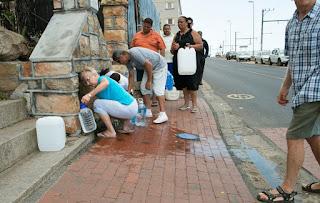 l'Afrique du Sud déclare l'état de catastrophe naturelle