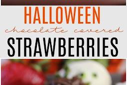 Halloween Monster Berries