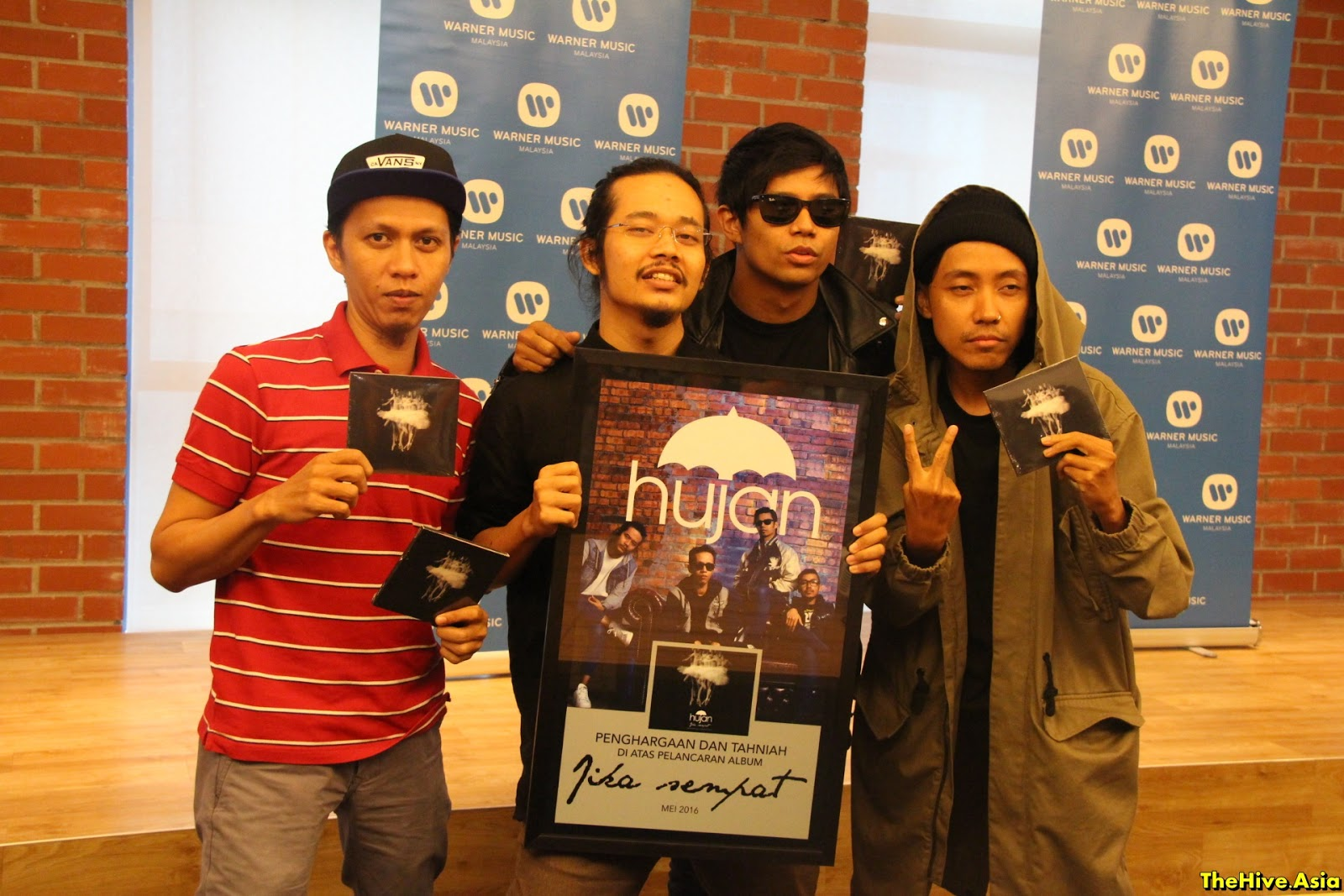 Malaysian Band Hujan Goes On Tour In London Thehive Asia