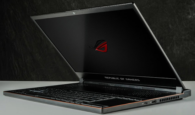 Asus Announces ROG Zephyrus S The Thinnest Laptop Custom Game