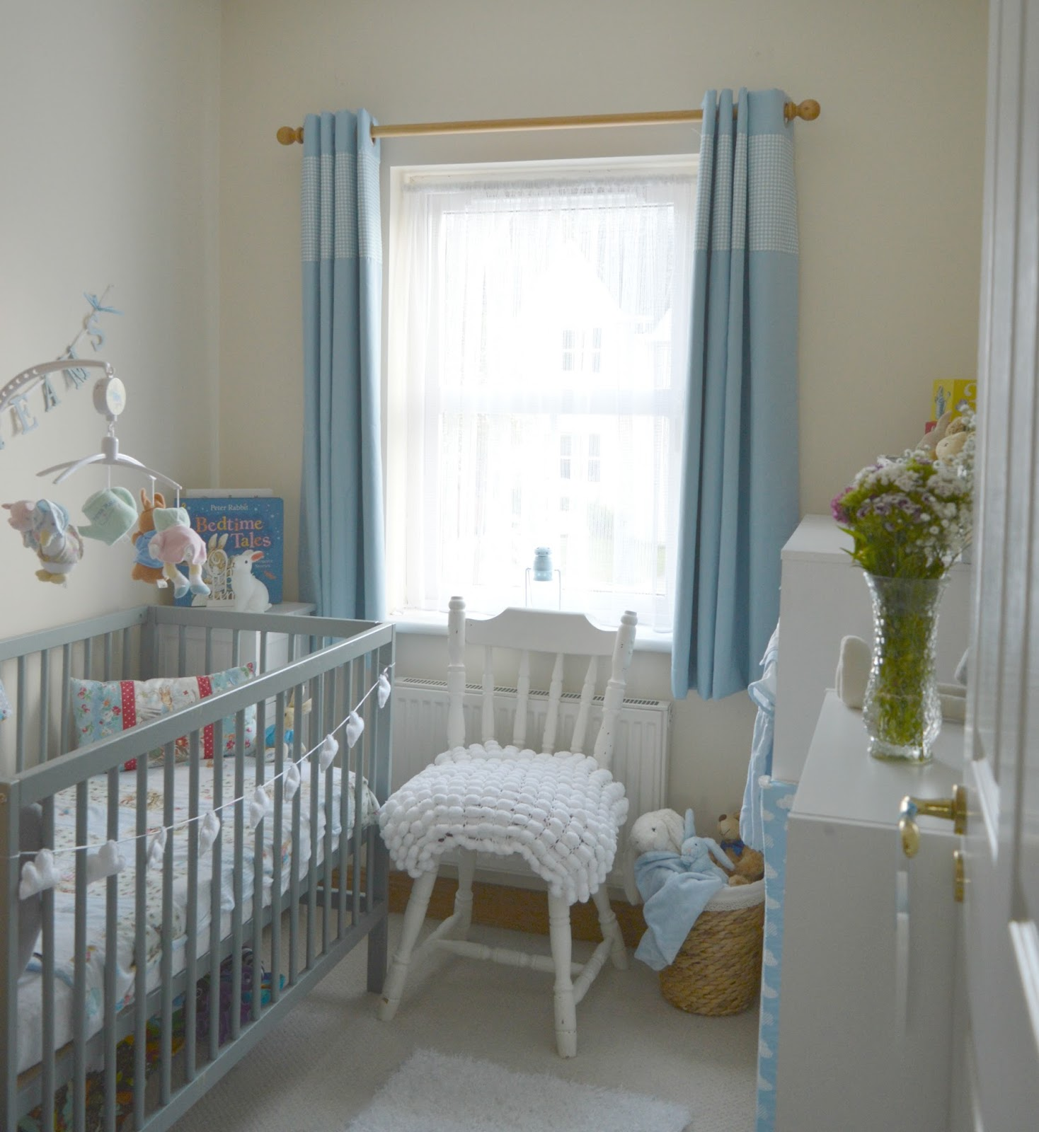 Beau S Beatrix Potter Inspired Nursery Dolly Dowsie