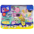 Littlest Pet Shop 3-pack Scenery Cat Shorthair (#483) Pet