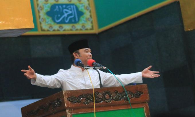 Ustad Fikri Zainuddin MZ Kagumi Konsistensi Perjuangan NH