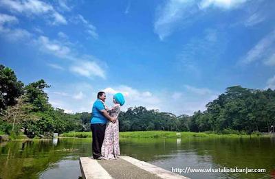 Danau situ Gede image by : @msb_photograph