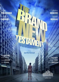 Download Film The Brand New Testament (2015) BluRay 720p 800MB Terbaru
