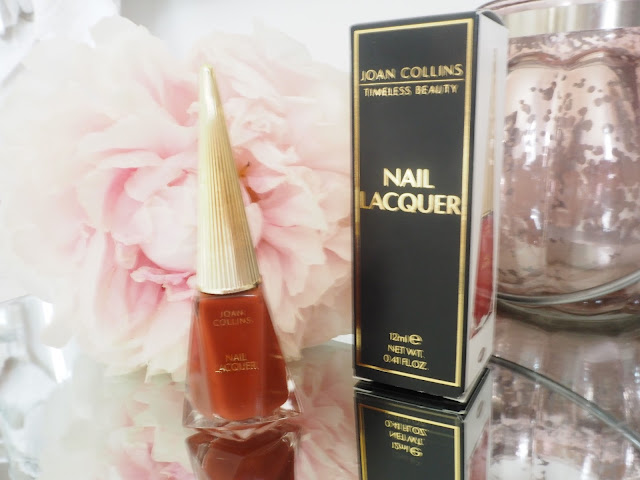 Joan Collins Nail Lacquer