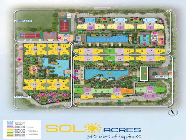 Sol Acres Site Plan