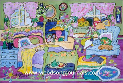 Morning Sunshine Painting By Sandy Jones