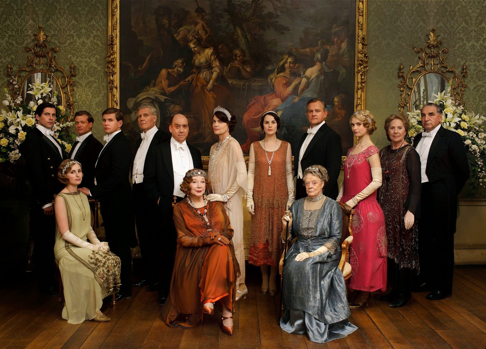 little house on the circle: The ten worst Downton Abbey