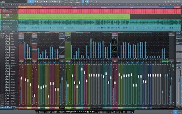 PreSonus Studio One Pro 4.1.2.50657 (x64) F.u.l.l - Phần mềm sáng tạo âm nhạc