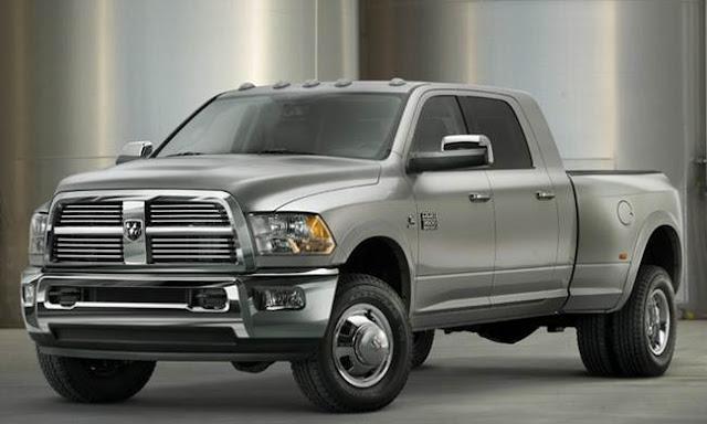 2017 Dodge Ram 3500 Release Date