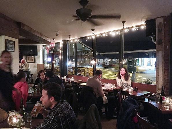 En riktigt bra restaurang i West Village