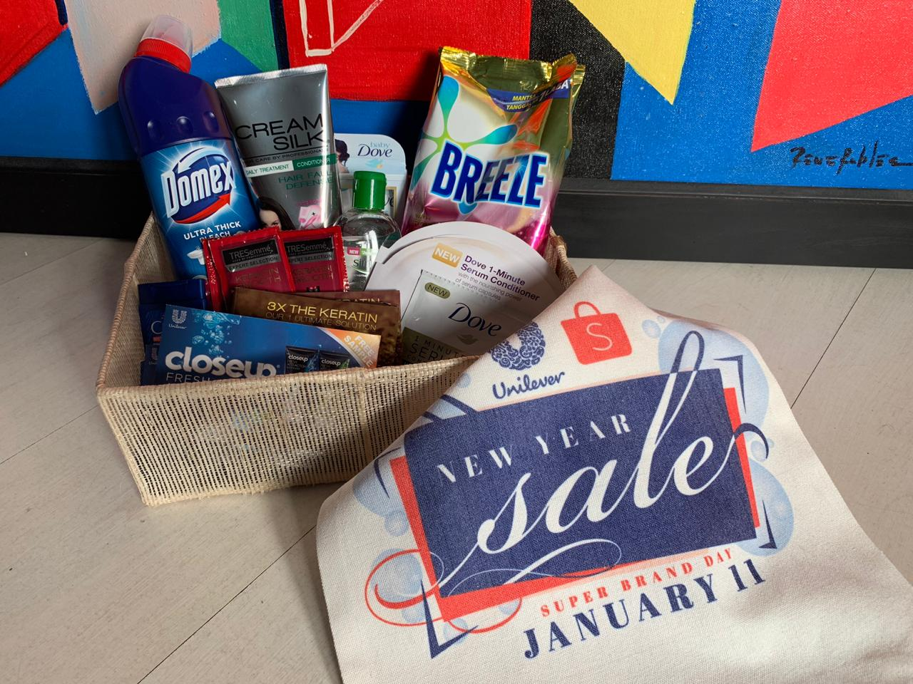 Start Your Year Right By Grabbing The Awesome Deals From Unilever's New Year Sale