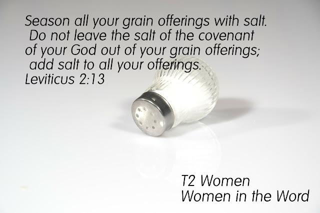 Salt of the World