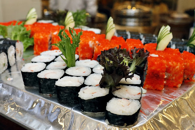 BUFFET RAMADHAN 2020 SHAH ALAM @ Japanese Sushi