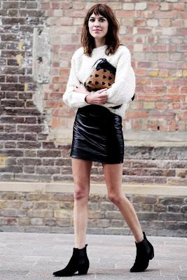 Botas de moda sin tacón