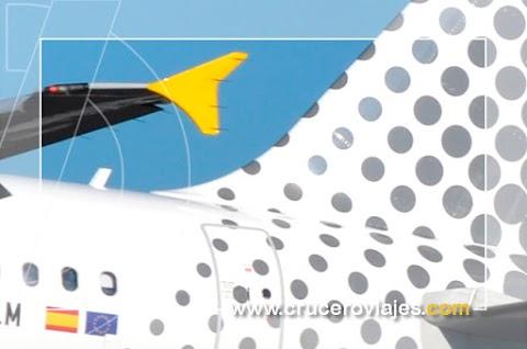 1 de cada 7 vuelos de Vueling llega con retraso