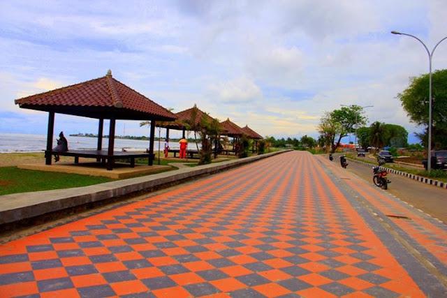 Pantai Marina Semarang, Objek Wisata di Kota Semarang
