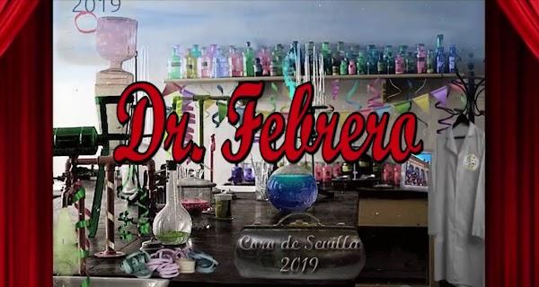El coro de Sevilla en 2018 'La Centuria' será para 2019 'Dr. Febrero'