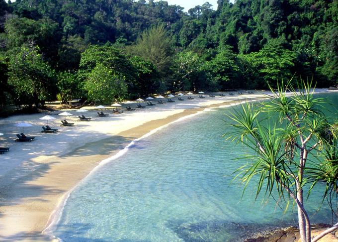 Amerald Beach Pangkor Laut, Pulau Pangkor Perak
