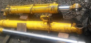 Mantenimiento de pistones hidráulicos