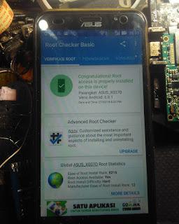 Root dan TWRP Asus ZenFone Go (ZB552KL) X007D