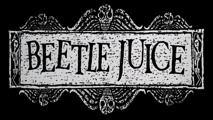 Halloween Film List / BeetleJuice 1998 Review / Belle Chaton Blog 2017