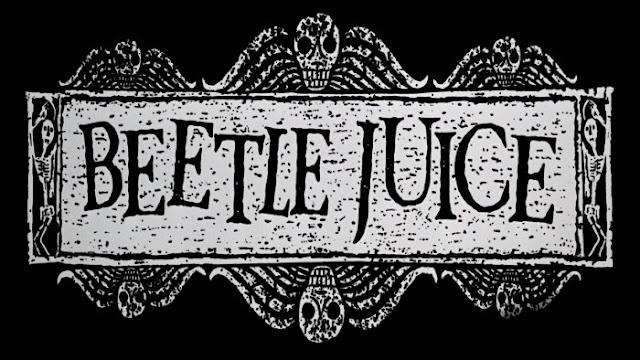 Halloween Film List / BeetleJuice 1998 Review / Belle Chaton Blog 2017
