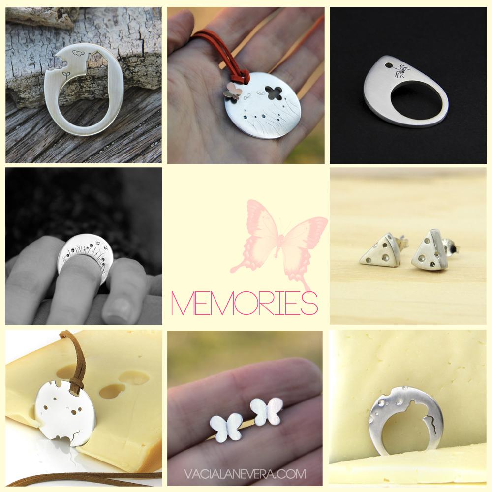 Colección de joyas Memories