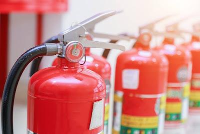 Mua thiết bị chữa cháy ở đâu tại TPHCM