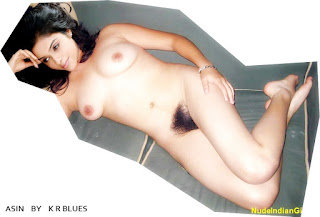 ASIN CAUGHT NUDE LYING AT HOTEL ROOM