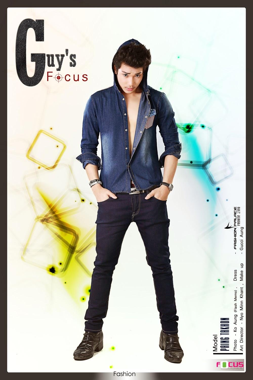M y a n m a r H u n k s: Paing Takhon @ Focus