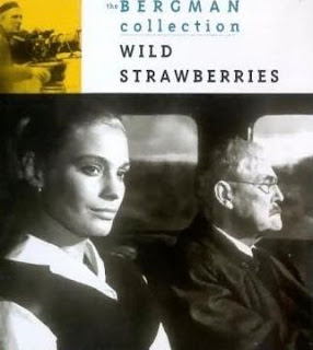 Wild Strawberries DVD cover