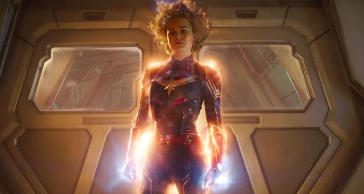 Capitana Marvel: Brie Larson se luce en el segundo tráiler