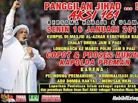 Terungkap....Inilah Politisi Demokrat Yang Memprovokasi Rizieq Shihab dan FPI Untuk Demo Berhentikan Kapolda Jawa Barat