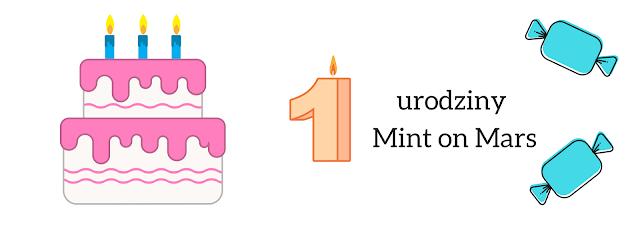 I urodziny Mint on Mars