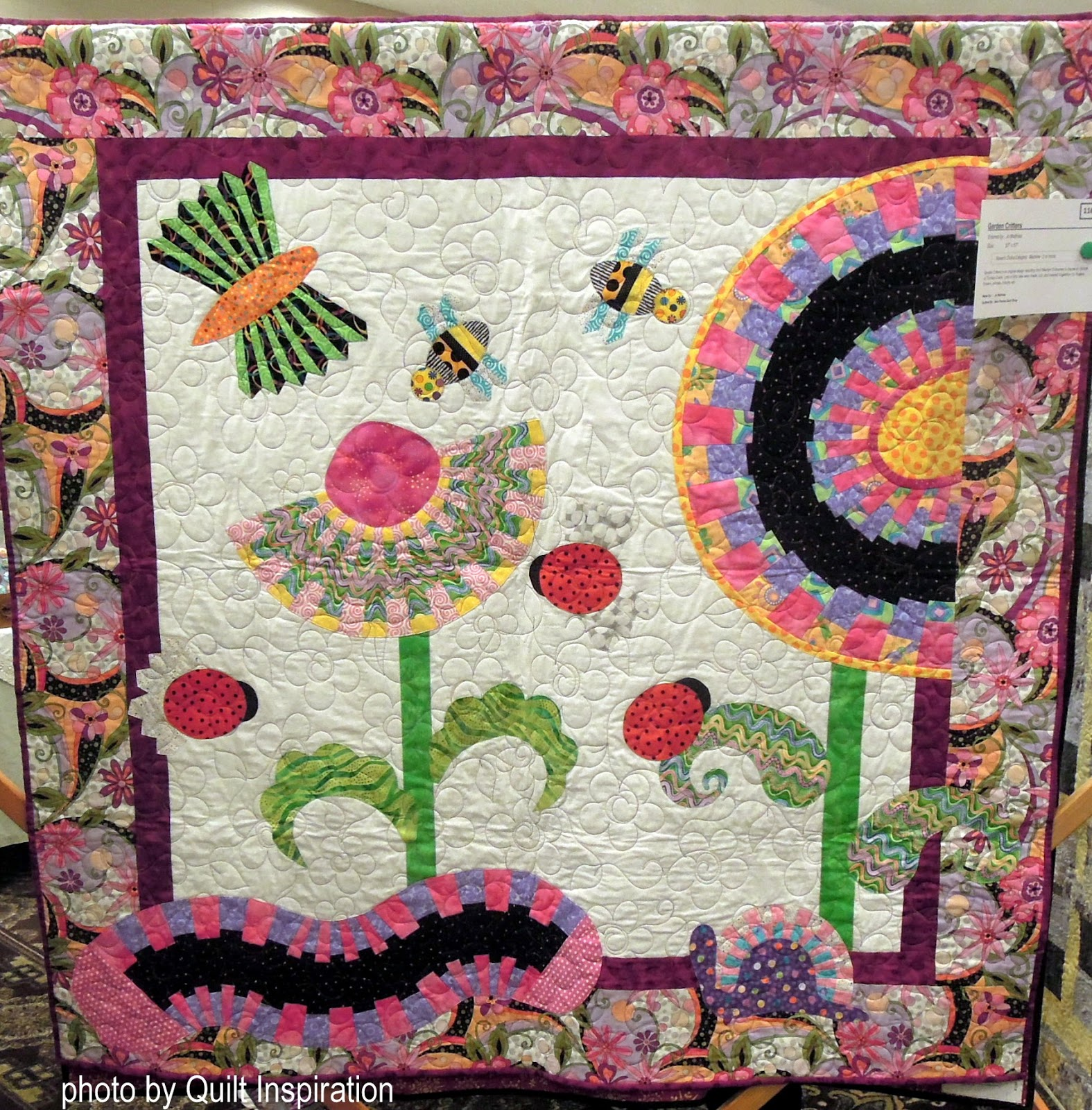 Critter And Creature Quilts Quilt Inspiration Bloglovin