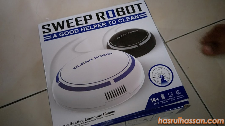 Sweeper Robot Beli Online