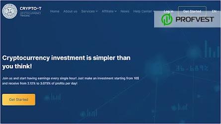 🥇Crypto-t.com: обзор и отзывы [Кэшбэк 3,5% + Страховка 500$]